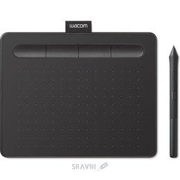 Графический планшет, дигитайзер Wacom Intuos Bluetooth S (CTL-4100WLE-N)