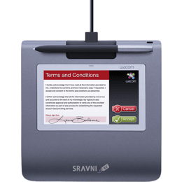 Графический планшет, дигитайзер Wacom Sign&Save STU-530