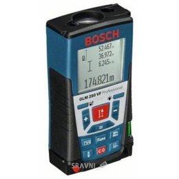 Контрольно-измерительное оборудование Bosch GLM 250 VF Professional (0601072100)