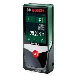 Контрольно-измерительное оборудование Bosch PLR 50 C (0603672220)