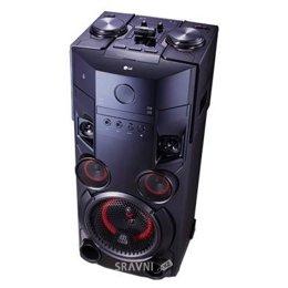 Музыкальный центр, магнитолу, аудиосистему LG OM6560