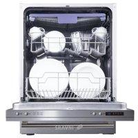 Посудомоечную машину Посудомоечная машина Leran BDW 60-146