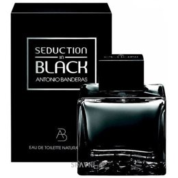 Мужскую парфюмерию Antonio Banderas Seduction In Black Man EDT
