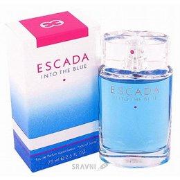 Женскую парфюмерию Escada Into The Blue EDP