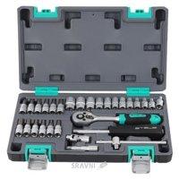 Набор ручного инструмента STELS 14100