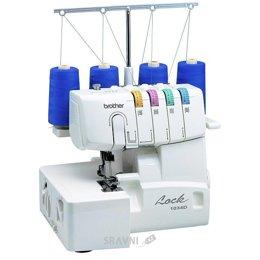 Швейную машинку и оверлоку Brother M-1034D