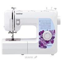 Швейную машинку и оверлоку Brother Hanami 37S