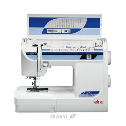 Швейную машинку и оверлоку Elna 3210