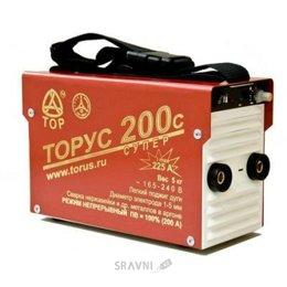 Сварочный аппарат Торус 200с Супер