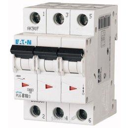 Автоматический выключатель Eaton PL6-C4/3 (286597)