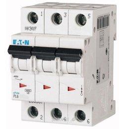 Автоматический выключатель Eaton PL6-D13/3 (286612)