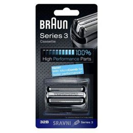 Комплектующее для бритв, триммеров, эпиляторов Braun Сетка 32B