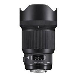 Объектив Sigma 85mm f/1.4 DG HSM Nikon F