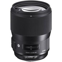 Объектив Sigma 135mm f/1.8 DG HSM Art Sony E