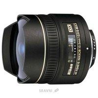 Фото Nikon 10.5mm f/2.8G ED DX Fisheye-Nikkor