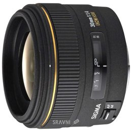 Объектив Sigma 30mm f/1.4 EX DC HSM Canon EF-S