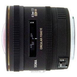 Объектив Sigma 4.5mm F2.8 EX DC Circular Fisheye HSM Minolta A