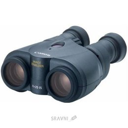 Бинокль, телескоп, микроскоп Canon 8x25 IS