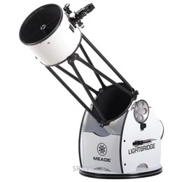 "Бинокль, телескоп, микроскоп MEADE LightBridge 12"" f/5 Truss-Tube Dobsonian"