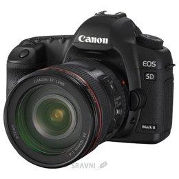 Цифровой фотоаппарат Canon EOS 5D Mark II Kit