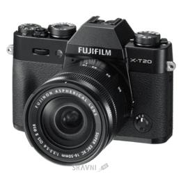 Цифровой фотоаппарат Fujifilm X-T20 Kit