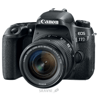 Цифровой фотоаппарат Canon EOS 77D Kit