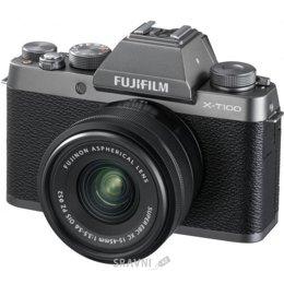 Цифровой фотоаппарат Fujifilm X-T100 Kit