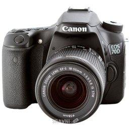 Цифровой фотоаппарат Canon EOS 70D Kit