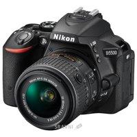Цифровой фотоаппарат Цифровой фотоаппарат Nikon D5500 Kit