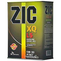 Моторное масло ZIC XQ LS 5W-30 4л
