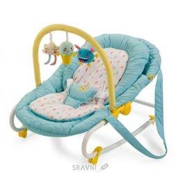 Кресло-качалка. Шезлонг детский Happy Baby Nesty