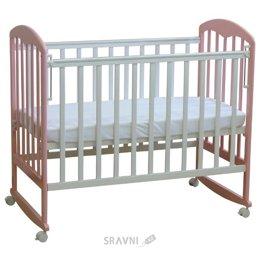 Кроватку, колыбельку, манеж Фея 323