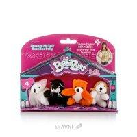 BeanZees Набор с 4 игрушек Серия 2 (34021)