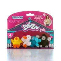 BeanZees Набор с 4 игрушек Серия 4 (34041)