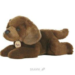 Мягкую игрушку Aurora Шоколадный лабрадор 28 см (110651B)