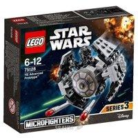 Конструктор детский Конструктор LEGO Star Wars 75128 Усовершенствованный прототип истребителя TIE