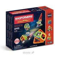 Конструктор детский Конструктор Magformers Vehicle Space Wow set 707009