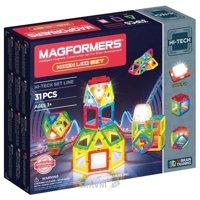 Magformers Неоновый с ЛЭД подсветкой 31 элемент (709007)