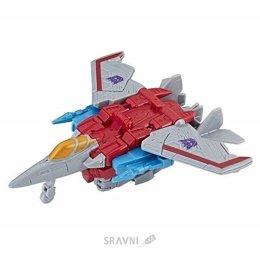 Трансформер Робот-Игрушку Hasbro Transformers Cyberverse Warrior Bania (E1884_E1902)