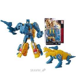 Трансформер Робот-Игрушку Hasbro Transformers Дженерейшнз Делюкс Синнертвин (E0595_E1133)