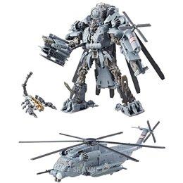 Трансформер Робот-Игрушку Hasbro Transformers Блэкаут (E0703_E0980)