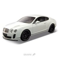Фото Welly Bentley Continental 1:24 84003