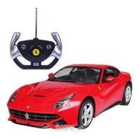 Радиоуправляемую модель для детей Rastar Ferrari F12 1:14 (49100)