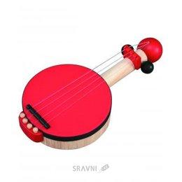 Музыкальная игрушка PlanToys Банджо (6411)