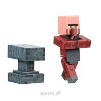 Игровую фигурку Jazwares Minecraft Blacksmith Villager (16512)