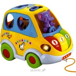 Игрушку для младенцев Joy Toy Автошка (9198)