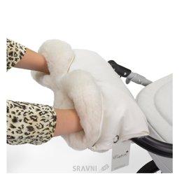 Аксессуар для колясок Esspero Муфта для рук Soft Fur Lux