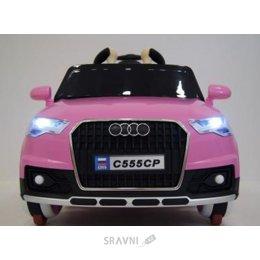 Детский электромобиль, веломобиль River-Auto Audi C555CP