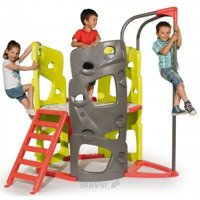 SMOBY Игровой центр Smoby Climbing Tower (840201)