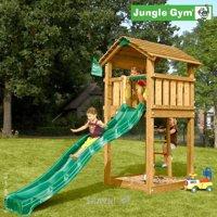 Игровой комплекс для детей Jungle Gym Игровой комплекс Jungle Cottage 401_090